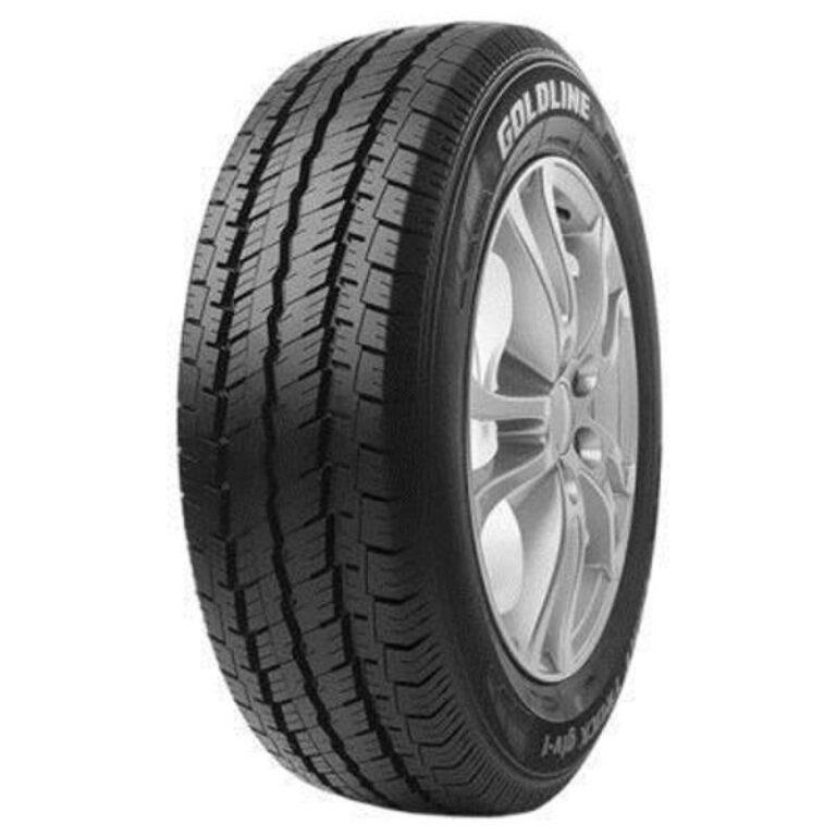 235/65R16C 115T TL GLV1 GOLDLINE nová pneu dodávka, letní dezén