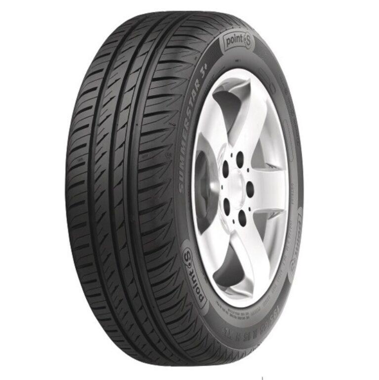 155/70R13 75T SUMMERSTAR 3+ POINTS nová pneu osobní, letní dezén