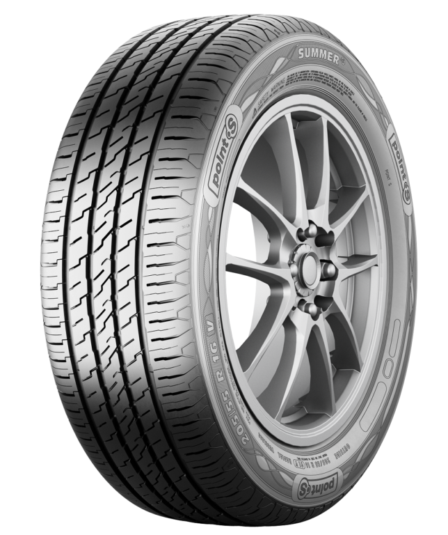 235/45R17 97Y XL FR Summer S POINTS nová pneu osobní, letní dezén