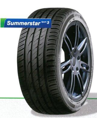 235/65R17 108V TL XL FR SUMMERSTAR SPORT 3 SUV POINTS(TSL139)