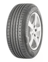165/65R14 79T TL ContiEcoContact 5 CONTINENTAL-nová pneu osobní, letní dezén