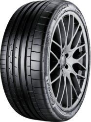 235/30ZR20 (88Y) XL FR SportContact 6 CONTINENTAL-nová pneu osobní, letní dezén