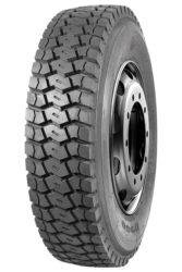 13R22,5 TL D960 156/150K 3PMSF LEAO-nová pneu nákladní, zadní náprava, záběrový dezén
