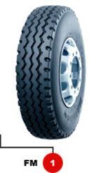 12,00R20 154/150K TT FM 1 EU LRJ 16PR MATADOR-nová pneu nákladní, staveništní dezén, řízená náprava