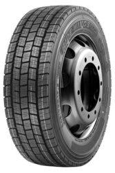 225/75R17,5 TL KLD200 129/127M 3PMSF LEAO-nová pneu nákladní, zadní náprava, záběrový dezén
