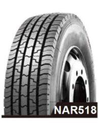 245/70R17,5 143/141J 18PR TL NAR518 ONYX-nová pneu nákladní, přední náprava, vodící dezén