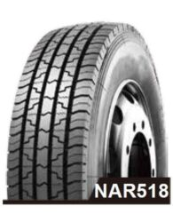 245/70R17,5 143/141J 18PR TL NAR518 ONYX-nová pneu nákladní, návěsový dezén