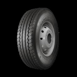 225/75R17,5 129/127M TL NU301 KAMA-nová pneu nákladní, CITY dezén
