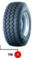 385/65R22.5 160K TL TM 1 EU LRJ 16PR M+S MATADOR-nová pneu nákladní, staveništní dezén, vlečená náprava