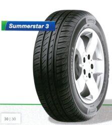 175/70R14 84T TL SUMMERSTAR 3 POINTS-nová pneu osobní, letní dezén