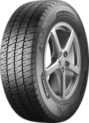 195/60R16C 99/97H Vanis AllSeason 6PR BARUM-nová pneu dodávka, celoroční dezén