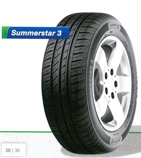 175/70R14 84T TL SUMMERSTAR 3 POINTS