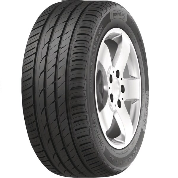 215/65R16 98H FR SUMMERSTAR 3+ SUV POINTS